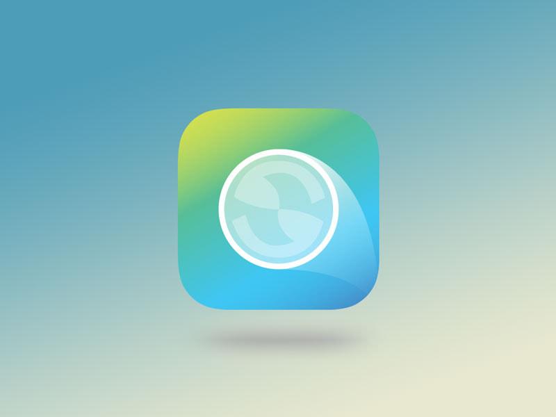 dg scorecard app icon design