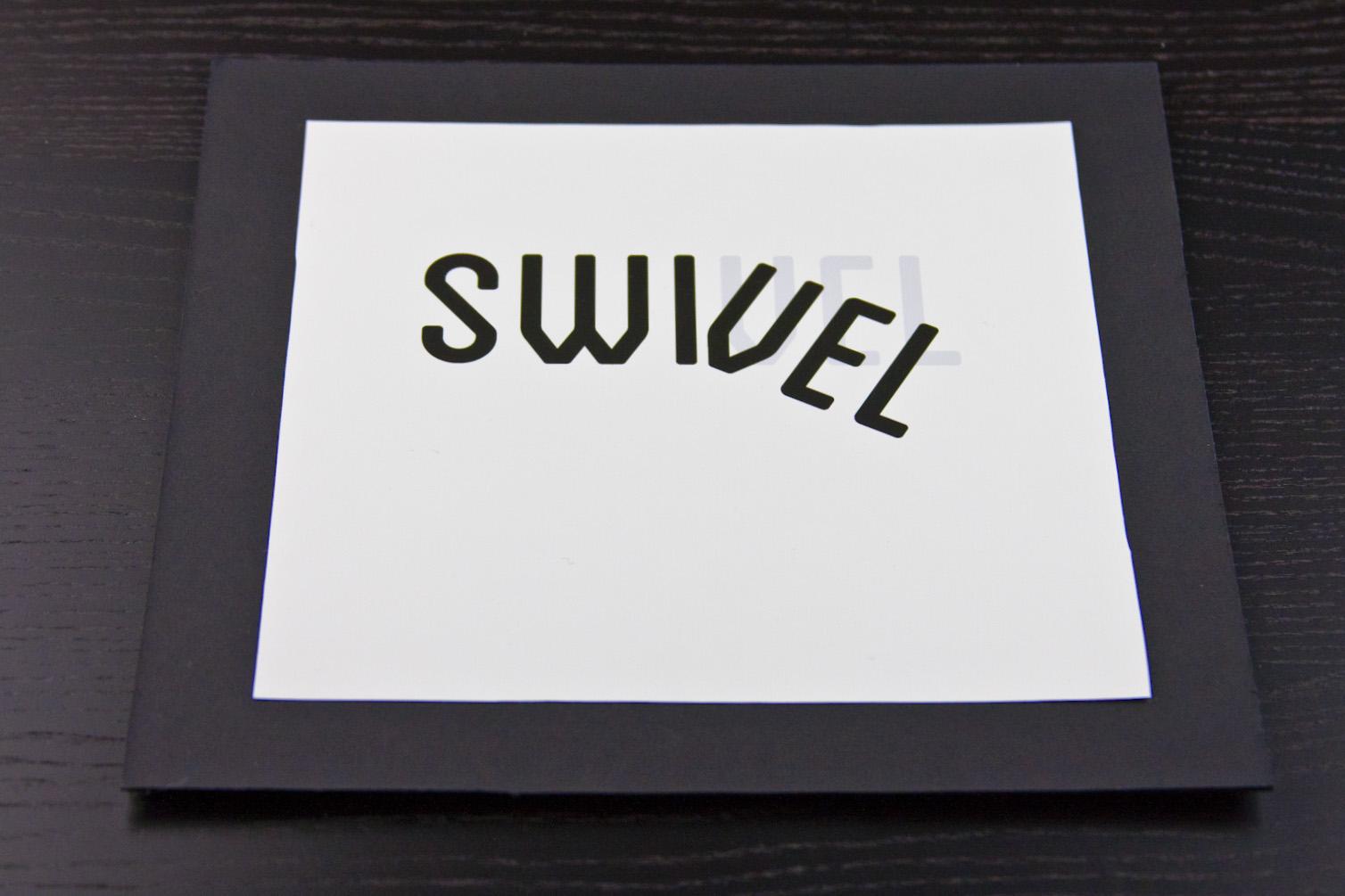 swivel text metaphor
