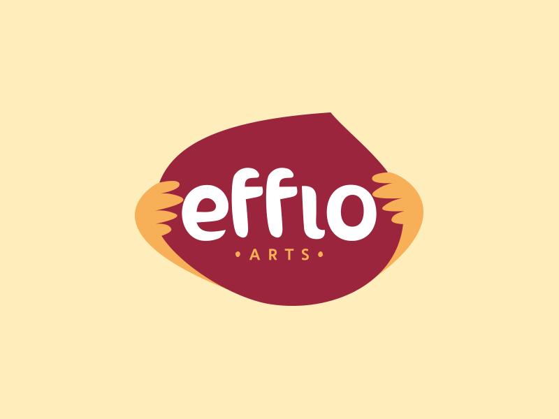 effio arts logo concept