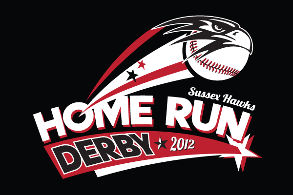 home run derby logo 2012