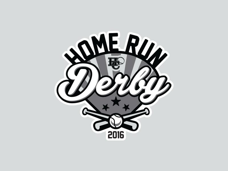 home run derby logo 2016