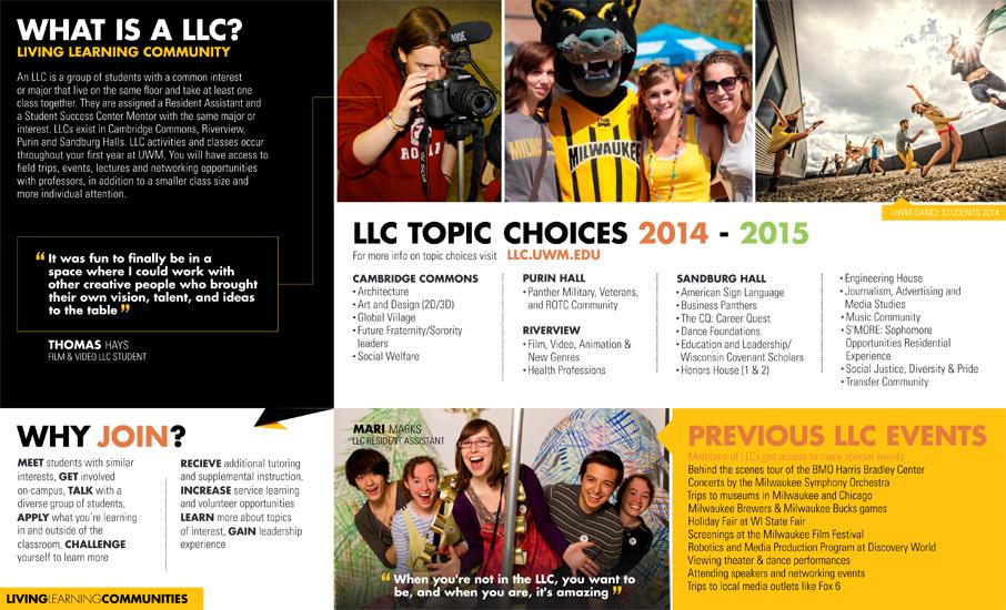 llc brochure inside