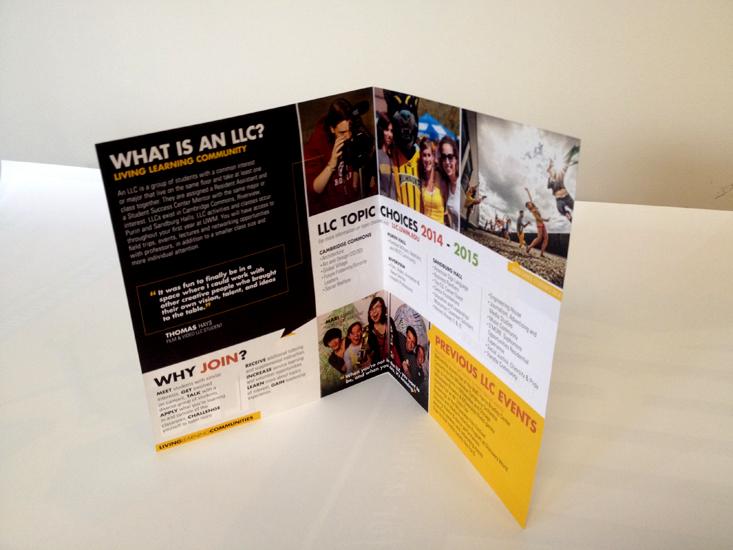 llc brochure