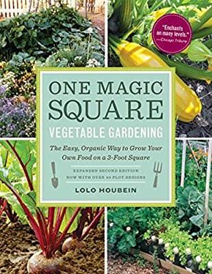one magic square book cover