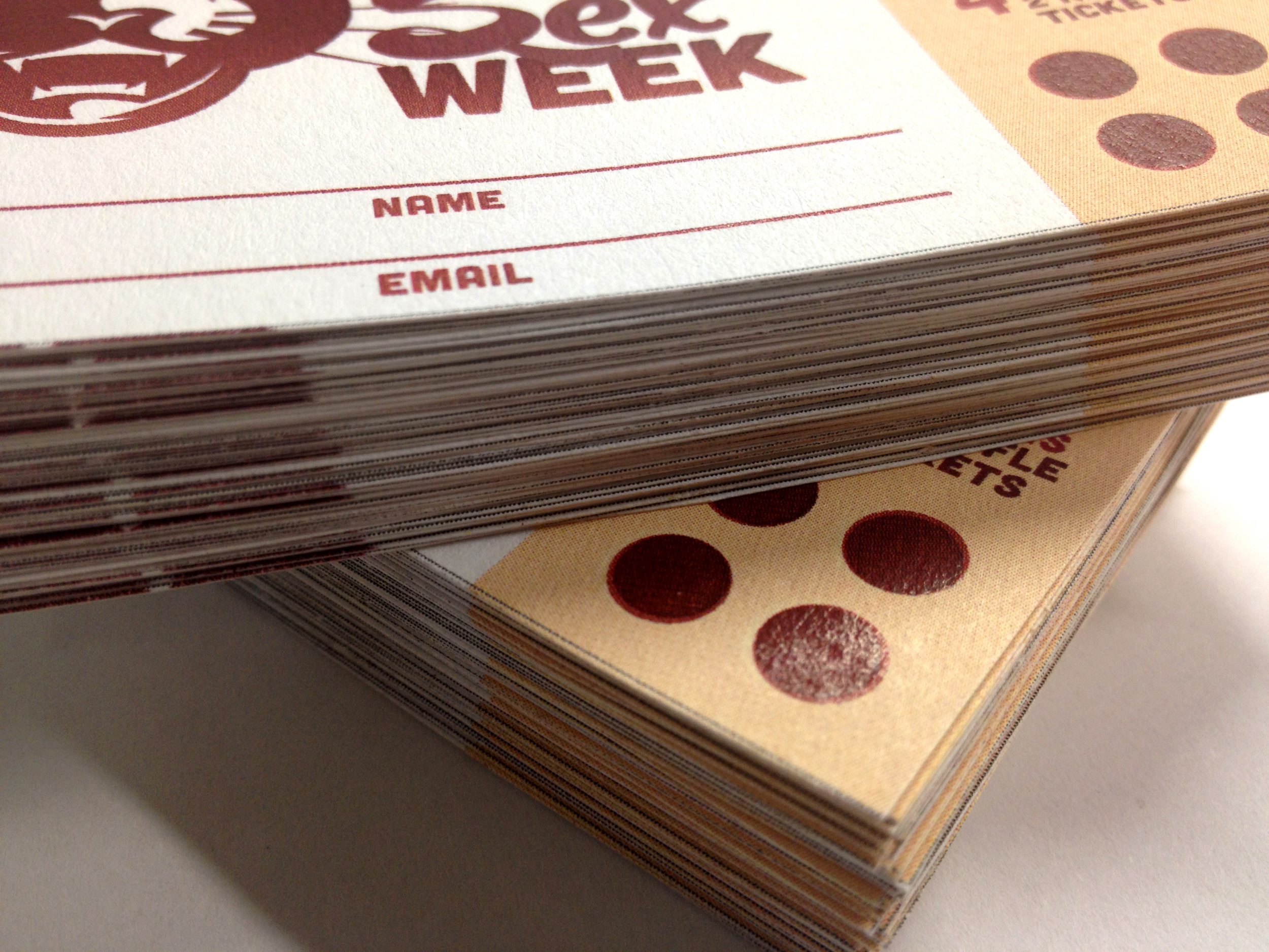 uwm sex week punch cards