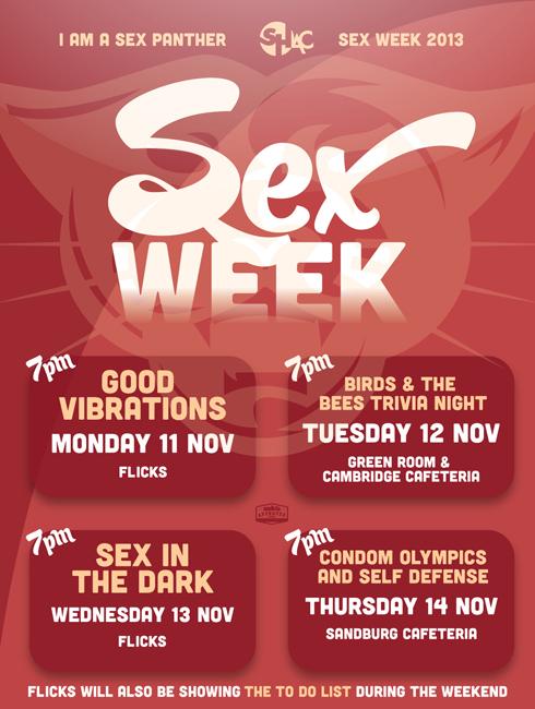 uwm sex week poster
