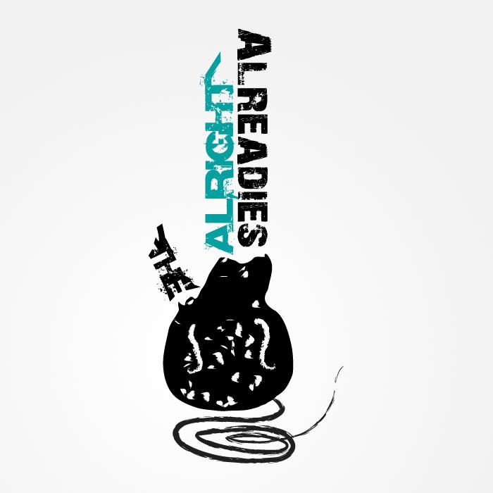 the alright alreadies logo