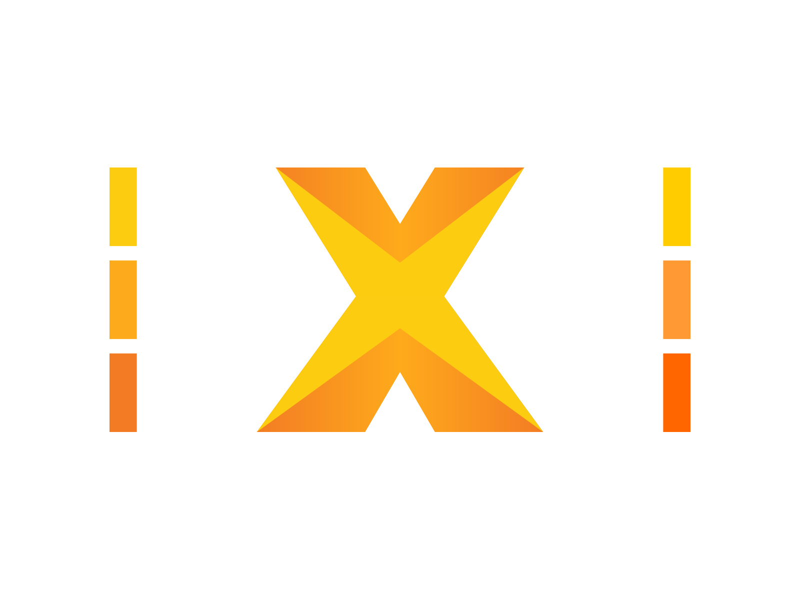 university exchange logo colors