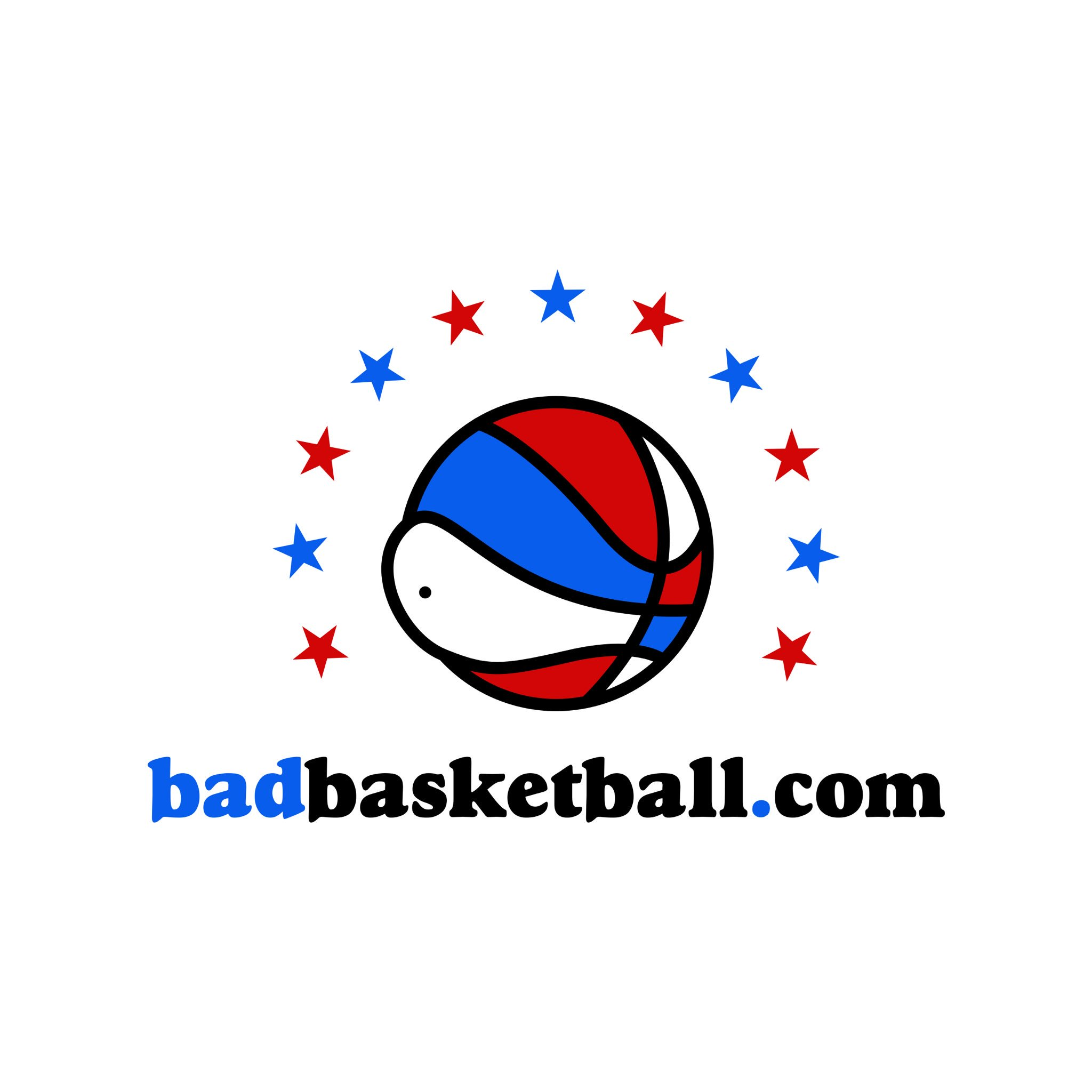 Bad Basketball logo