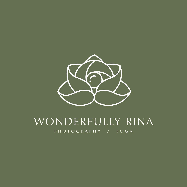 Wonderfully Rina logo