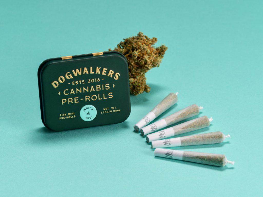 cannabis packaging design