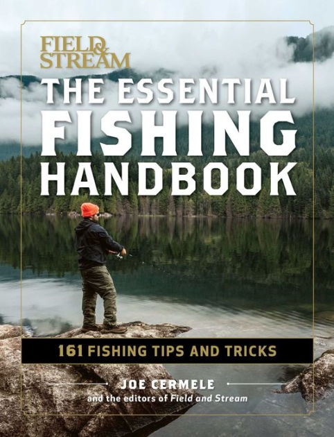 The Essential Fishing Handbook book cover