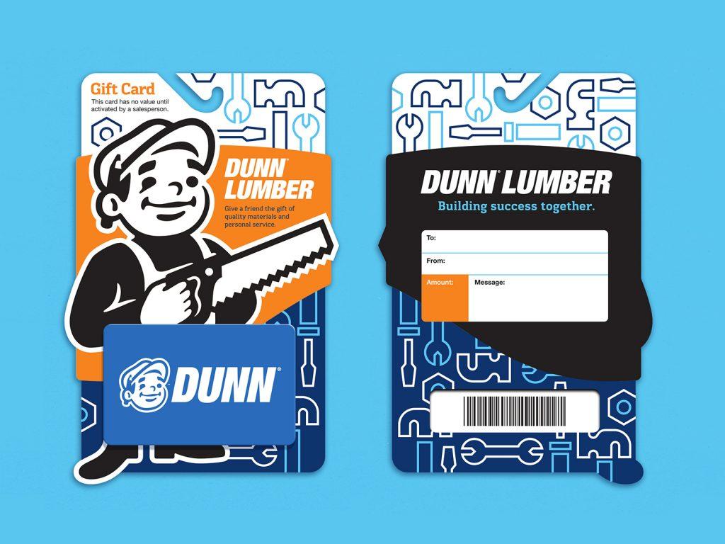dunn lumber packaging
