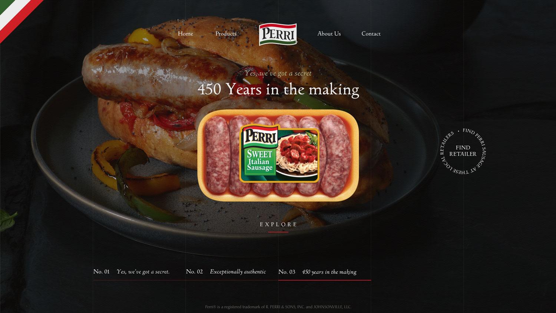 perri home page