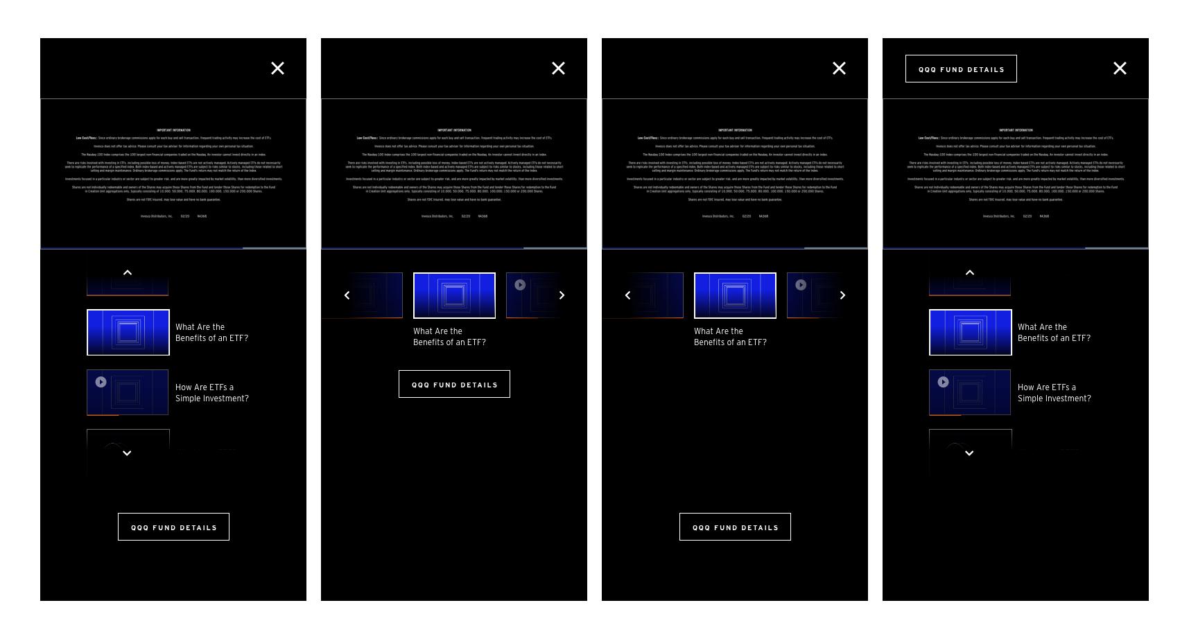 qqq video loop mobile